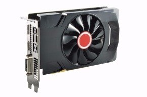 AMD RADEON RX 560D 4GB DDR5 1196M CORE DP HDMI DVI Graphics...
