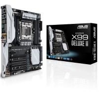 EXDISPLAY Asus X99-DELUXE II Socket LGA 2011-v3 8-Channel HD Audio ATX Motherboard