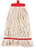 Kentucky Mop Head 450g Red
