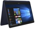 £1222.98, ASUS ZenBook Flip S UX370UA - Royal Blue, Intel Core i5-7200U 2.5GHz, 8GB RAM + 256GB SSD, 13.3 Full HD Touchscreen, Webcam + Bluetooth, Windows 10 Home 64bit,