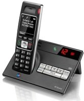 BT Diverse 7450 Plus Cordless Phone with Answer Machine