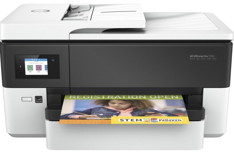 HP OfficeJet Pro 7720 A3 All-in-One Wireless Inkjet...