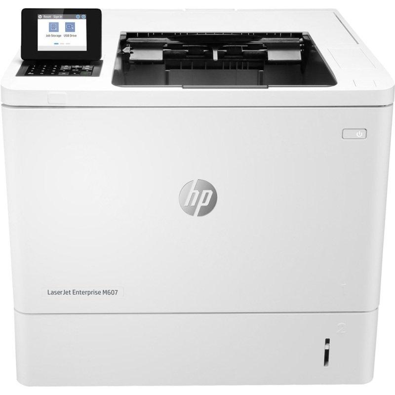 HP M607dn LaserJet Enterprise Mono Printer
