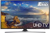 "Samsung UE55MU6120 55"" Smart 4K Ultra HD with HDR TV - Black"