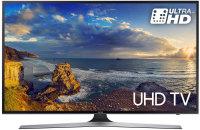 "Samsung UE55MU6120 55"" Smart 4K Ultra HD with HDR TV - Black"