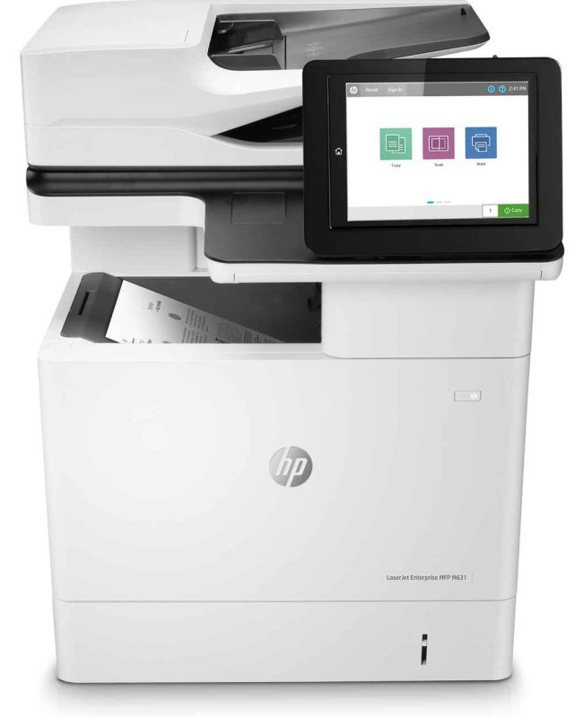 HP LaserJet Enterprise MFP M631dn Network Printer