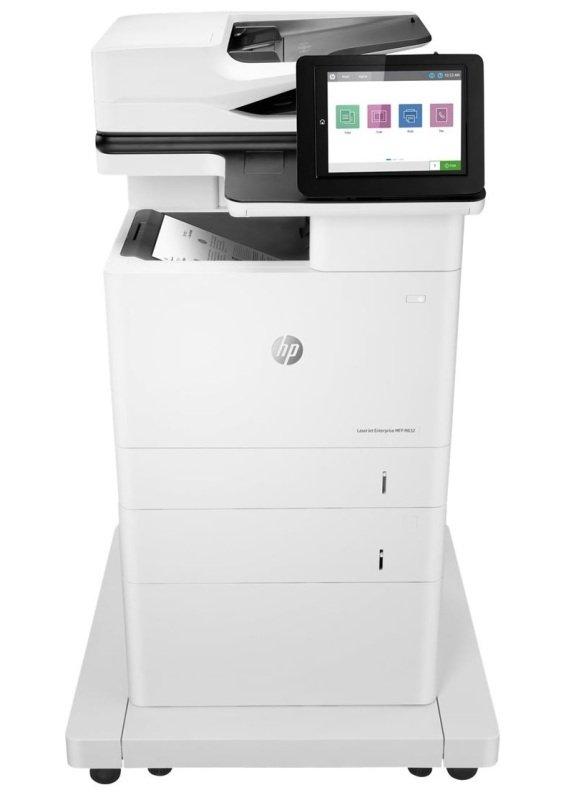 HP LaserJet Enterprise MFP M632fht Printer