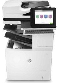 HP LaserJet Enterprise Flow MFP M632z Mono Wireless Printer