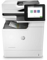 HP Colour LaserJet Enterprise MFP M681dh Network printer