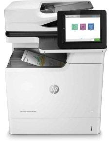 HP Colour LaserJet Enterprise MFP M681dh Network printer