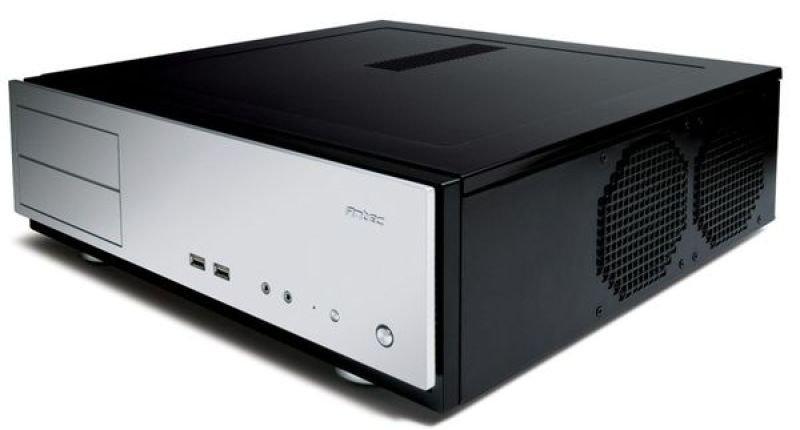 Antec NSK 2480 MATX Desktop Case With 380W EarthWatts PSU