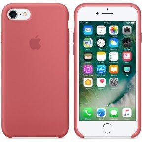Apple iPhone 7 Silicone Case - Camellia