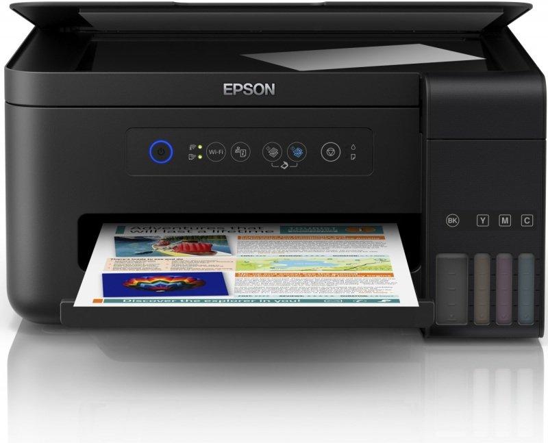 Epson ECOTANK ET-2700 3 In 1 Printer