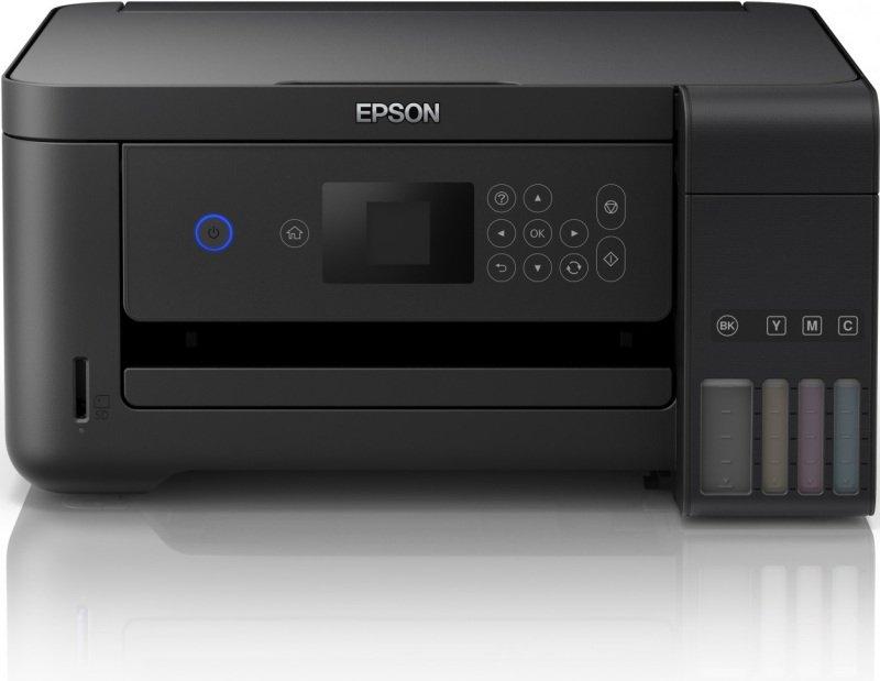 Epson EcoTank ET-2750 A4 Colour Multifunction Inkjet Printer