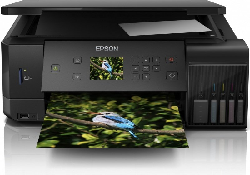 Epson EcoTank ET-7700 A4 Colour Multifunction Inkjet Printer