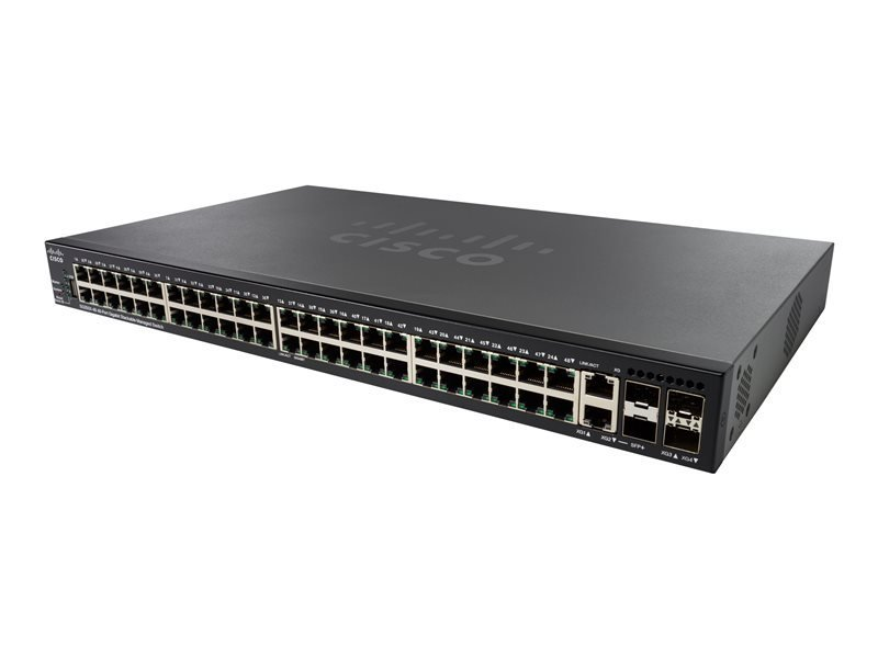 Cisco Small Business SG350X-48 48 Port Managed Switch