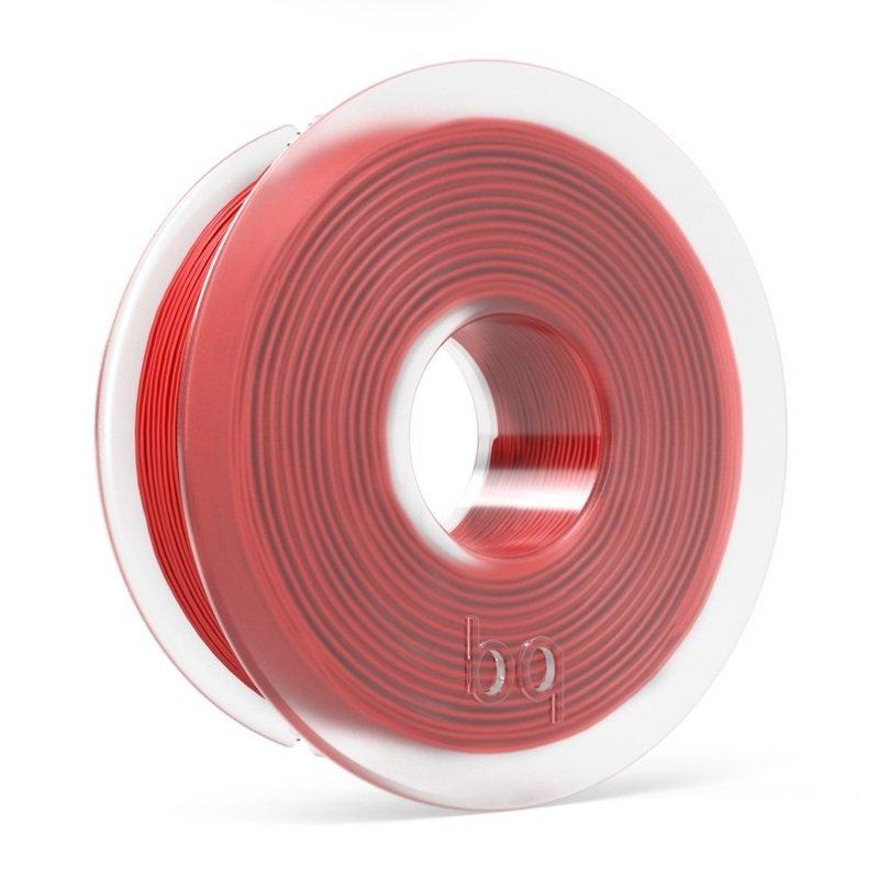 Image of BQ PLA Red Filament 1.75mm