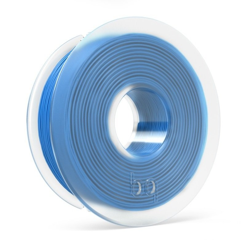 Image of BQ PLA Blue Filament 1.75mm
