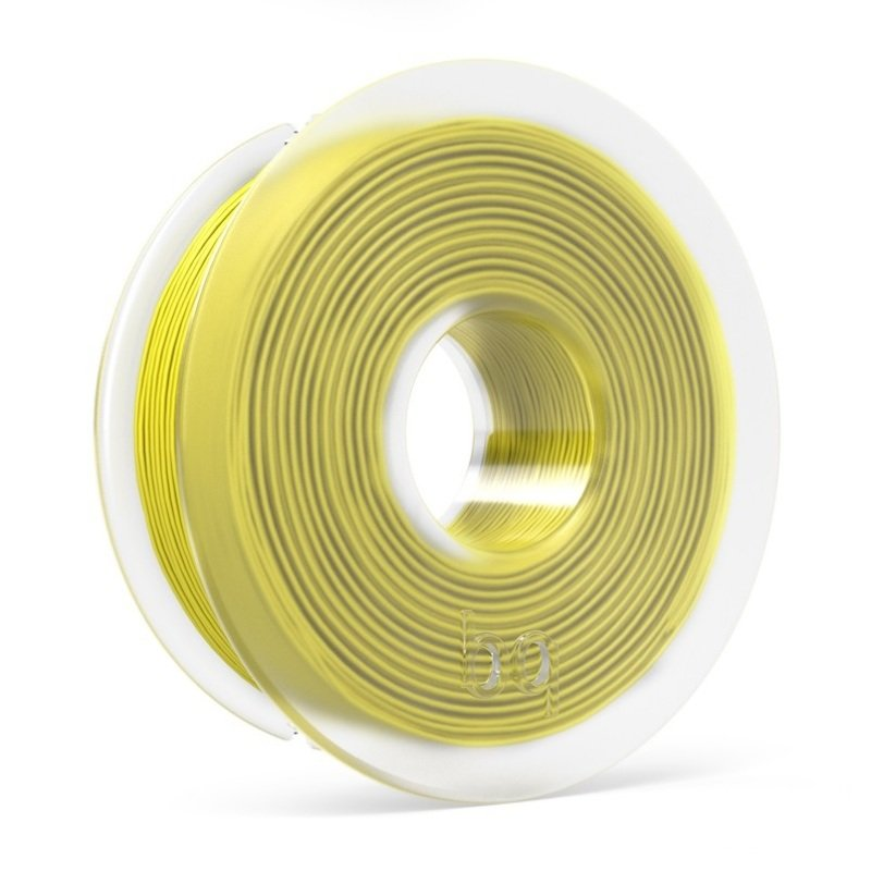 BQ PLA Sunshine Yellow Filament 1.75mm