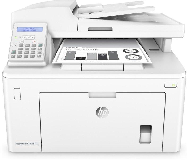 HP M227fdn Laserjet Pro Multi-Function Laser Printer