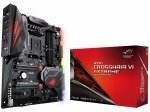 Asus ROG CROSSHAIR VI EXTREME AM4 socket DDR4 EATX Motherboard