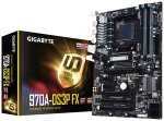 Gigabyte 970A-DS3P FX AM3+ DDR3 ATX Motherboard