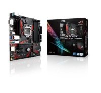 Asus ROG STRIX B250G GAMING Socket 1151 DDR4 mATX Motherboard