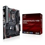 Asus Maximus VIII Hero Z170 Socket 1151 ATX Motherboard