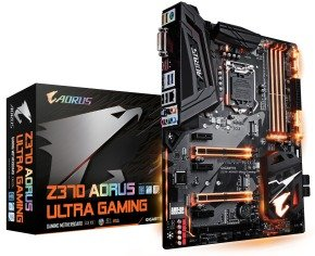 Gigabyte Z370 Aorus Ultra Gaming Coffee Lake ATX...