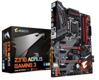 Gigabyte Z370 Aorus Gaming 3 DDR4 ATX Motherboard