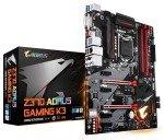 Gigabyte Z370 AORUS GAMING K3 DDR4 ATX Motherboard