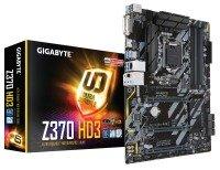 Gigabyte Z370 HD3 DDR4 ATX Motherboard
