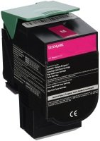 Lexmark 15K Magenta Return Program Toner Cartridge
