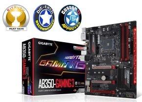 Gigabyte AMD AB350 GAMING 3 AM4 Socket ATX Motherboard...