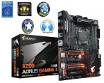 Gigabyte Intel X299 AORUS Gaming 3 Gaming Motherboard