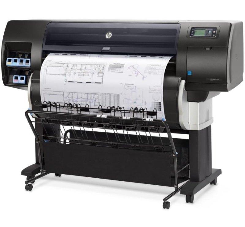 HP DesignJet T7200 1067-mm Production Printer