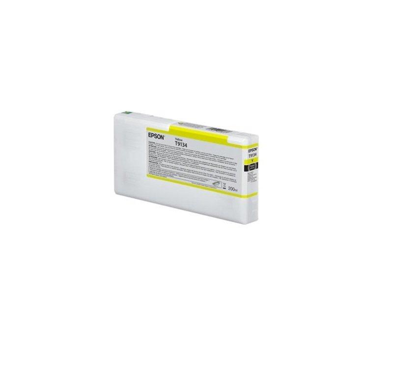 Epson T9134 (20ml) Yellow Ink Cartridge