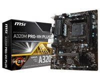 MSI A320M PRO-VH PLUS socket AM4 DDR4 m-ATX Motherboard