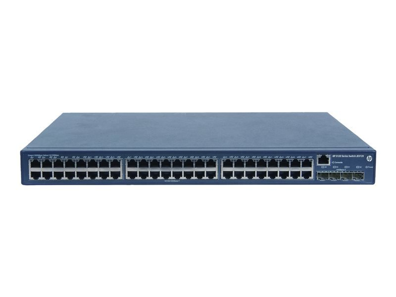 HPE 5120-48G SI 48 Port Managed Switch