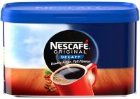 Nescafe Original Instant Decaffeinated Coffee - 500g