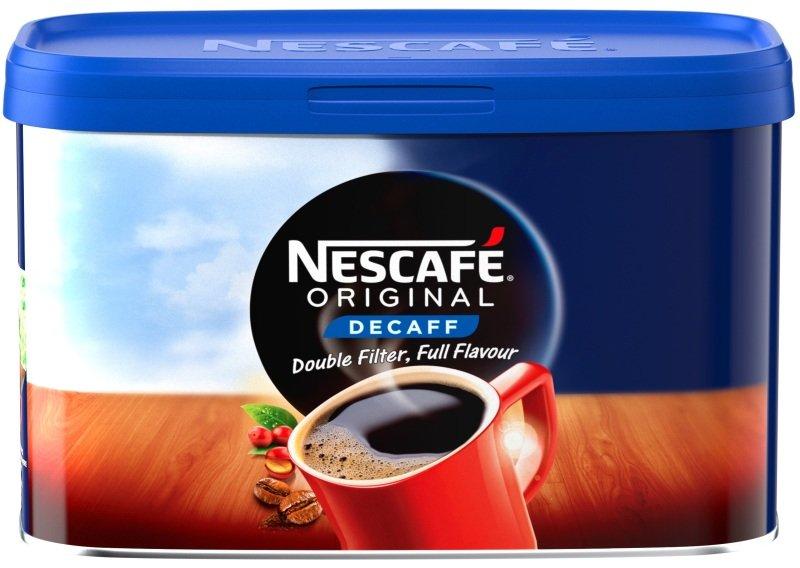 Nescafe Original Decaffeinated Instant Coffee 500g