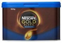 NESCAFÉ Gold Blend Instant Decaffeinated Coffee Tin - 500 g