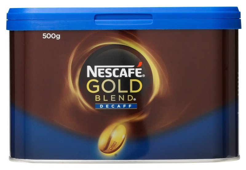 NESCAFÉ Gold Blend Instant Decaffeinated Coffee Tin - 500 g