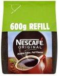NESCAFÉ Original Instant Coffee Refill Pack - 600 g