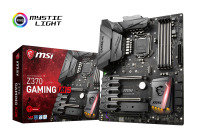 MSI Z370 GAMING M5 Socket LGA 1151 DDR4 ATX Motherboard