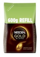 NESCAFÉ Gold Blend Instant Coffee Refill Pack - 600 g