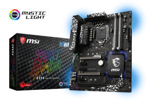 MSI Z370 KRAIT GAMING Socket LGA 1151 DDR4 ATX Motherboard...