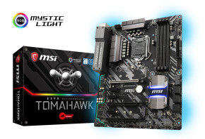 MSI Z370 TOMAHAWK Socket LGA 1151 DDR4 ATX Motherboard...