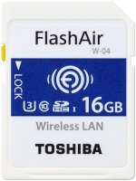 Toshiba 16GB FlashAir W-04 SD Card