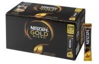 NESCAFÉ Gold Blend Instant Coffee Stick Packs - Box of 200